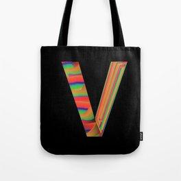 Vee Tote Bag