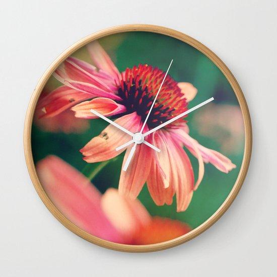 Beautifully Imperfect Wall Clock