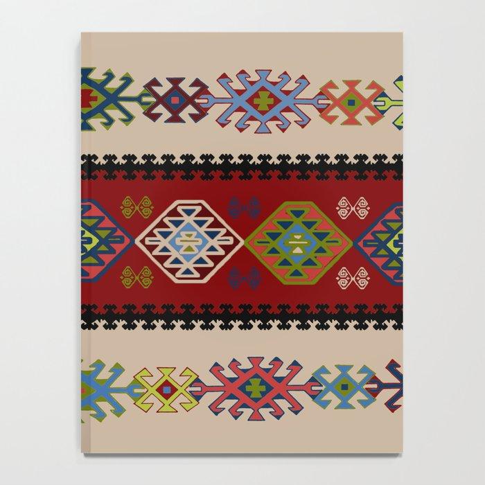 Kilim pattern #022 Notebook