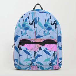 WOMAN IN KIMONO VIBES Backpack