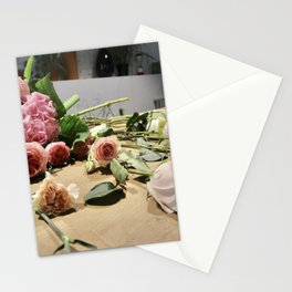 Kazakh Roses Stationery Cards