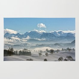 Switzerland, Neuheim Rug