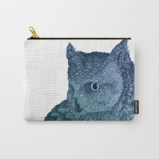 Ombre Owl II Carry-All Pouch