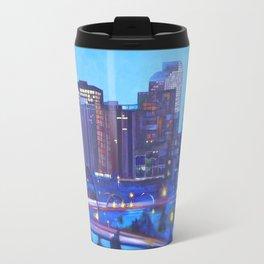 Denver Skyline Travel Mug
