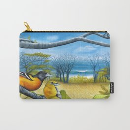 Surf Report Carry-All Pouch