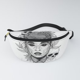 Sincerely, Jane: Suite II Grayscale Overture Fanny Pack