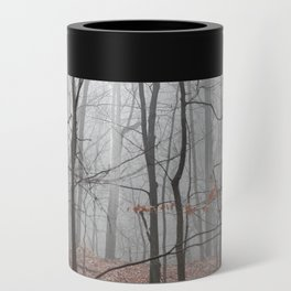 Woods on a Foggy Sunday Stroll Can Cooler