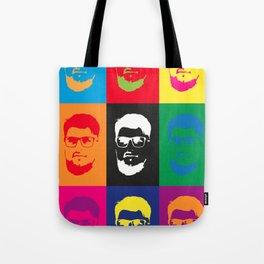 Pop Lucart Tote Bag