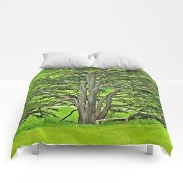 Old English Tree Comforters