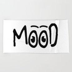 Mood #1 Beach Towel
