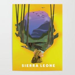 sierra leone Poster