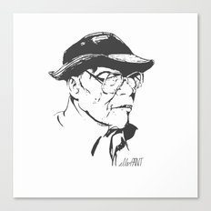 Old Swagger Canvas Print