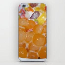 Fruiti Tuiti Rolled Ice Cream iPhone Skin