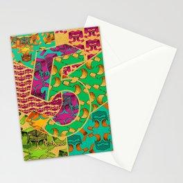 Tile 5 Stationery Cards