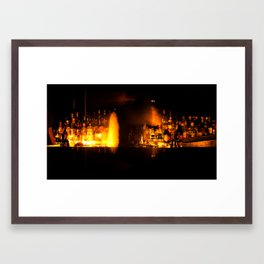 Ghost in a Shell Framed Art Print