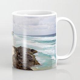 Fraser Island- Coastline Coffee Mug