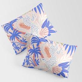 Rainforest Leopard Pillow Sham