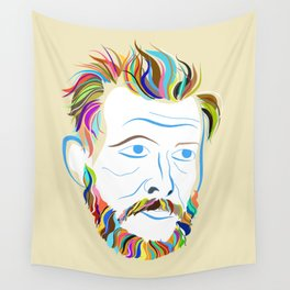 Bon Iver Wall Tapestry