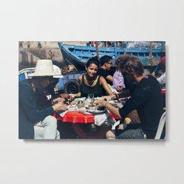 Last Supper  Metal Print