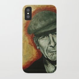 Leonard iPhone Case