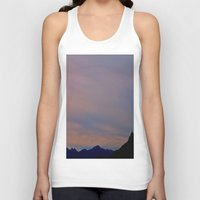 spanish Tank Tops featuring spanish skies by ginaspinelli