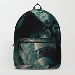 Shells in a row Backpack