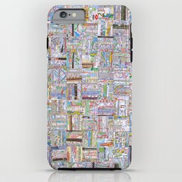 Public Transportation iPhone Case