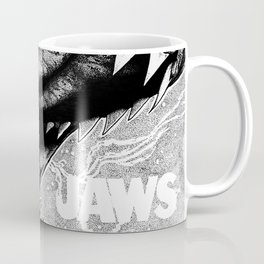 Jaws. Alternate version. Coffee Mug