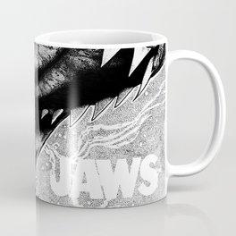 Jaws. Alternate version. Coffee Mug