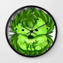 HedgeNugget Wall Clock