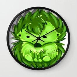 HedgeNugget Wall Clock
