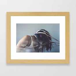 Feelings in Motion II Framed Art Print