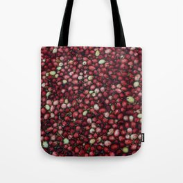 cranberry party2 Tote Bag