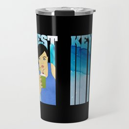 Drink Up in Key West Travel Mug