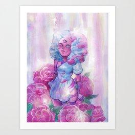 CottonCandy Art Print