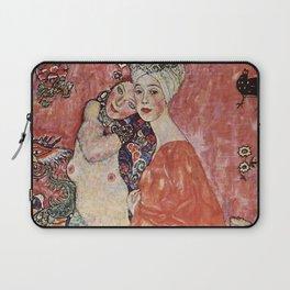 GIRLFRIENDS - GUSTAV KLIMT  Laptop Sleeve