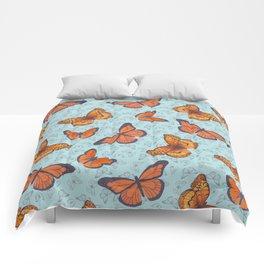 Butterflies for Joy - Migration Comforters