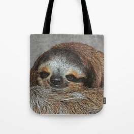 SLOTH LOVE Tote Bag