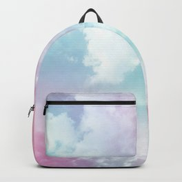Cotton Candy Sky Backpack