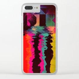 th'cyrrynt yyrr Clear iPhone Case