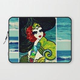 Tendre Sens - Serie Sea Love Laptop Sleeve