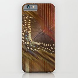 MadMan Butterfly iPhone Case