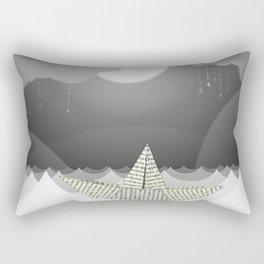 Dream Sea Rectangular Pillow