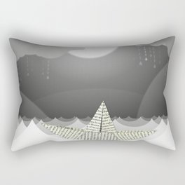 Dream Sea Rectangular Pillow