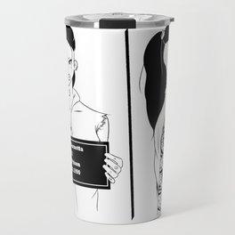 Wanted Travel Mug