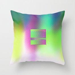 BX ON Throw Pillow