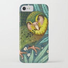 Kakapo iPhone Case