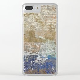 Amsterdam Wall Mural-Seamless Clear iPhone Case