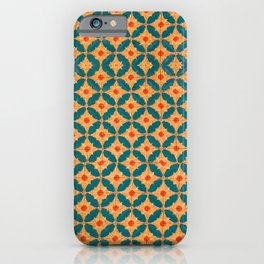 Fall / spring flower iPhone Case