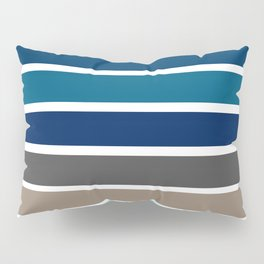 Cool Pleasant Stripes Pillow Sham